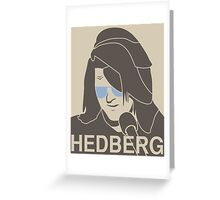 Mitch Hedberg Greeting Card
