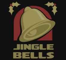 Jingle Bells - Gold Kids Clothes