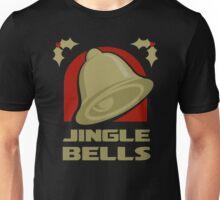 Jingle Bells - Gold Unisex T-Shirt