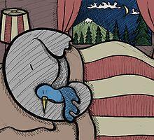 Elephant in the Bird - Sleepy Time by Brett Gilbert