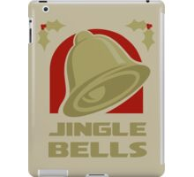 Jingle Bells - Gold iPad Case/Skin
