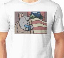 Elephant in the Bird - Sleepy Time Unisex T-Shirt