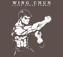Wing Chun - Close Range Combat by AlphaAttire