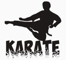 Karate - Martial Art by AlphaAttire