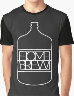 Homebrew (Carboy) Graphic T-Shirt