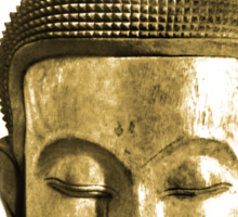Buddha - tranquil Sticker