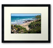 Point Arkwright ~ Sunshine Coast Framed Print