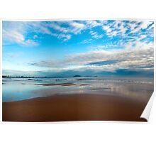 Mooloolaba Beach ~ Sunshine Coast Poster