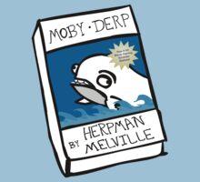 Moby Derp by ScrapBrain