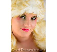 Winter Christams  Photographic Print