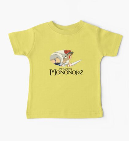 Mononoke Hime Baby Tee