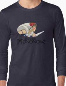 Mononoke Hime Long Sleeve T-Shirt