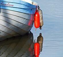 Boudicca Reflects by Yampimon