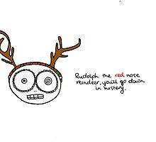 Rudolf  by ellenpowell