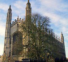 Cambridge I by biddumy