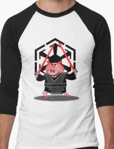 Revenge of the Bacon Men's Baseball ¾ T-Shirt