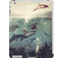 My favourite morning race iPad Case/Skin
