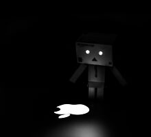 Danbo v Apple Glow by ismiserob
