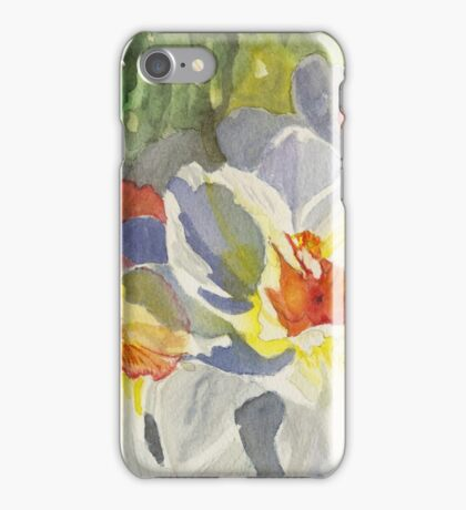 Daffodils in Sunshine iPhone Case/Skin