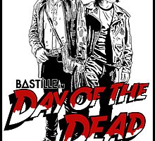 "Bastille in ""Day of the Dead"" by nabila  rouabah"