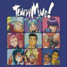 The Tenchi Bunch by Tenchiforum