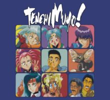 The Tenchi Bunch by Tenchiforum