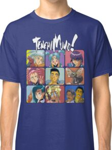 The Tenchi Bunch Classic T-Shirt