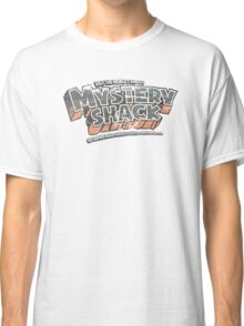 Mystery Shack (Distressed Look) Classic T-Shirt
