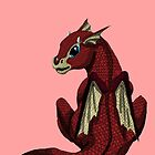 Ruby the Baby Dragon by Becky Pike