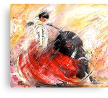 Passion And Motion Metal Print