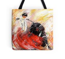 Passion And Motion Tote Bag