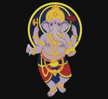 O' My Friend Ganesha by steegeschnoeber