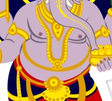 O' My Friend Ganesha Sticker
