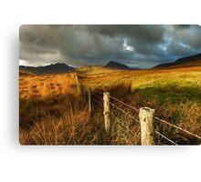 Snowdonia Canvas Print