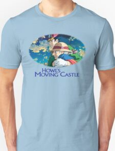 Howl's Moving Castle - Howl and Sophie T-Shirt