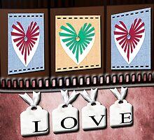 Love hearts by RosiLorz