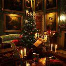 Christmas at Castle Howard by John Dalkin