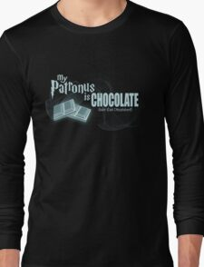 My Patronus Is Chocolate Long Sleeve T-Shirt