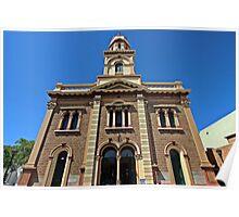 St, Andrew's Church, Jetty Rd, Glenelg Poster