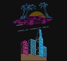 Neon Highway Unisex T-Shirt