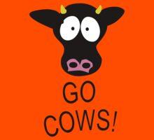 Go Cows South Park Kids Tee