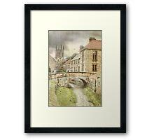 Helmsley ~ North Yorkshire Framed Print