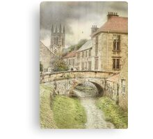 Helmsley ~ North Yorkshire Canvas Print
