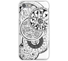 Zoodle Circles iPhone Case/Skin