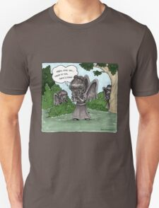Weeping Angel Games T-Shirt