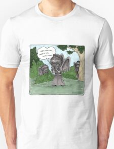 Weeping Angel Games Unisex T-Shirt