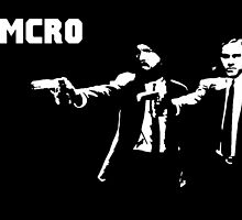 Pulp SAMCRO Fiction by justin13art