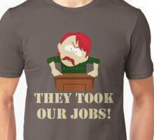 South Park They Took Our Jobs Unisex T-Shirt