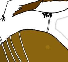 Swallows Sticker