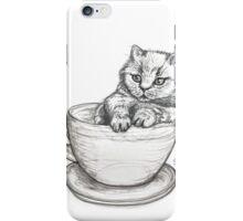Kitten Mug iPhone Case/Skin
